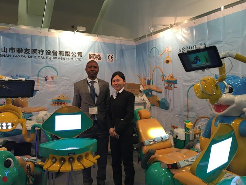 Trade Show Dental Medical Devices Manufacturer Yayou
