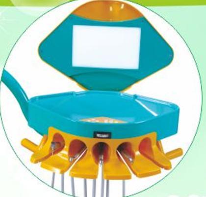 Pediatric Dental Chair A800 Kis Dental Equipment